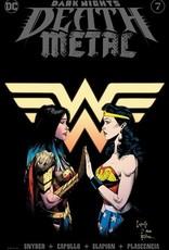 DC Comics Dark Nights Death Metal #7 Cvr A Greg Capullo Foil Embossed