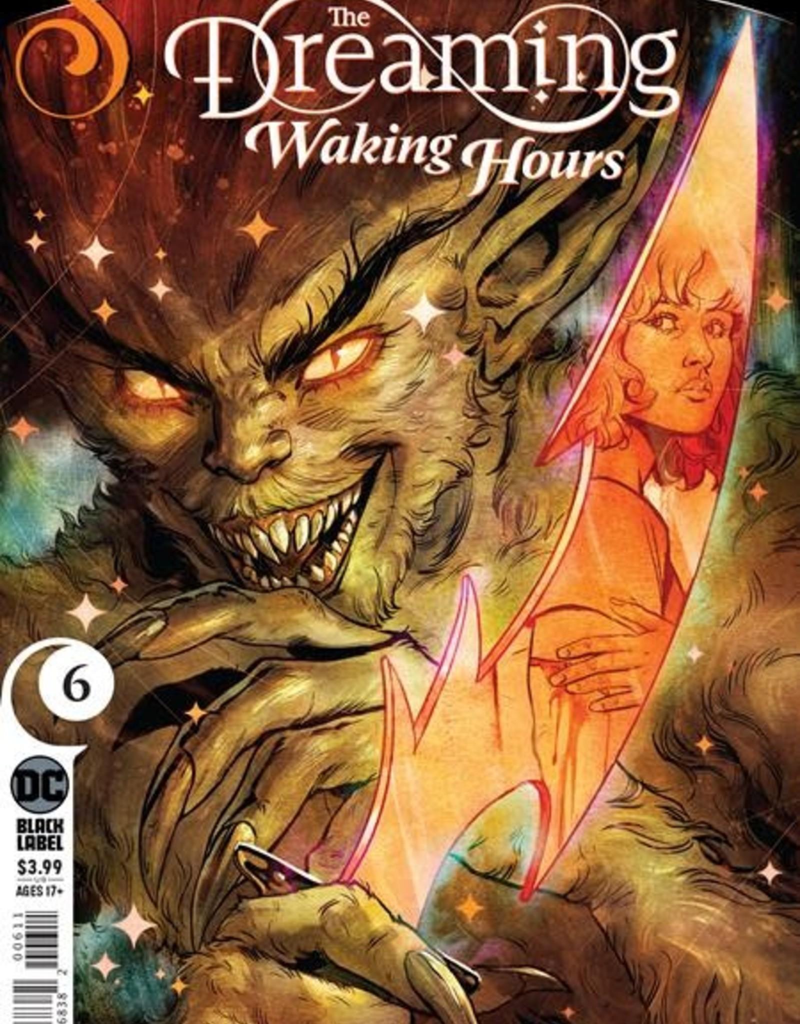 DC Comics Dreaming Waking Hours #6