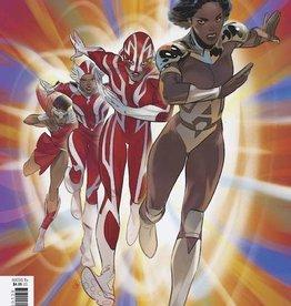 Marvel Comics Eternals #1 Schmidt Var