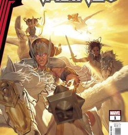 Marvel Comics King In Black Return Of Valkyries #1