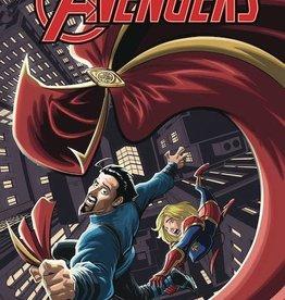 IDW Publishing Marvel Action Avengers (2020) #3 Cvr A Mapa