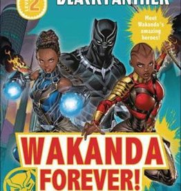 Dk Publishing Co Black Panther: Wakanda Forever YR GN