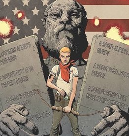 AfterShock Comics Scouts Honor #1 Andy Clarke Cvr