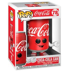 Funko POP Funko: Coke- Coca-Cola Can