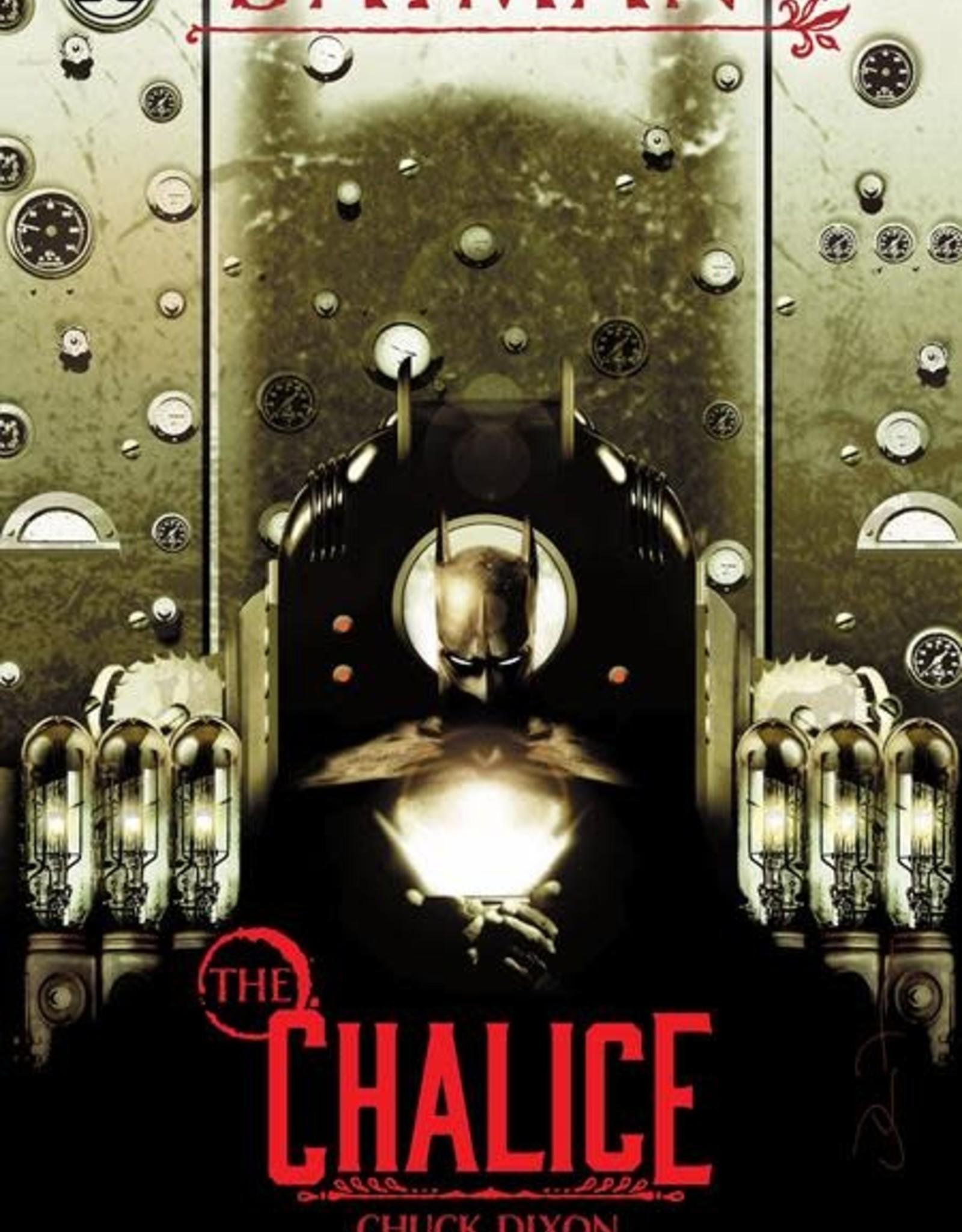 DC Comics Batman: The Chalice TP