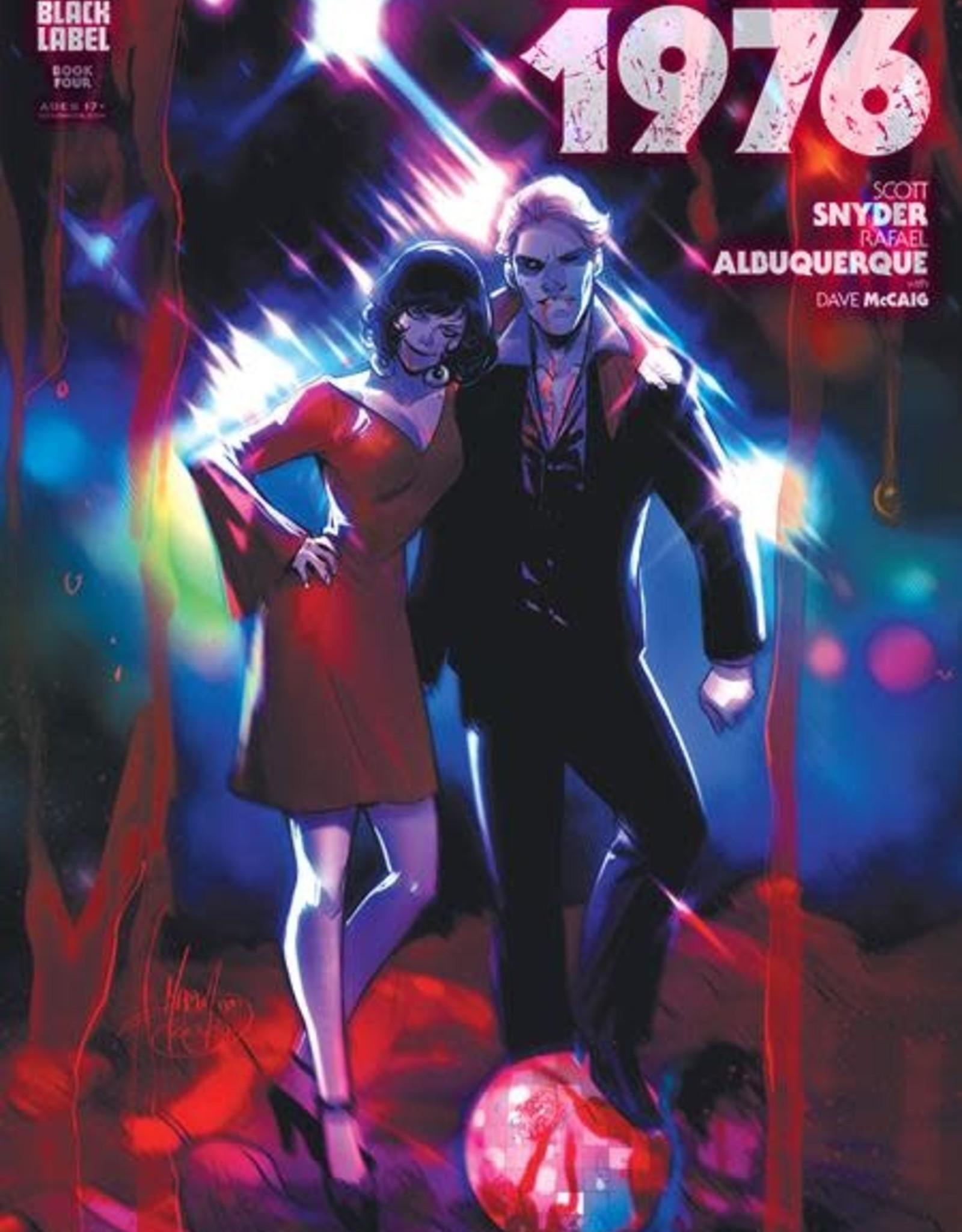 DC Comics American Vampire 1976 #4 Cvr B Var