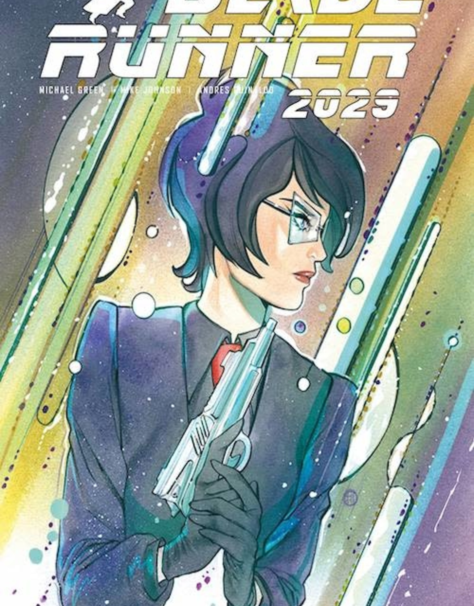 Titan Comics Blade Runner 2029 #2 Cvr A Momoko