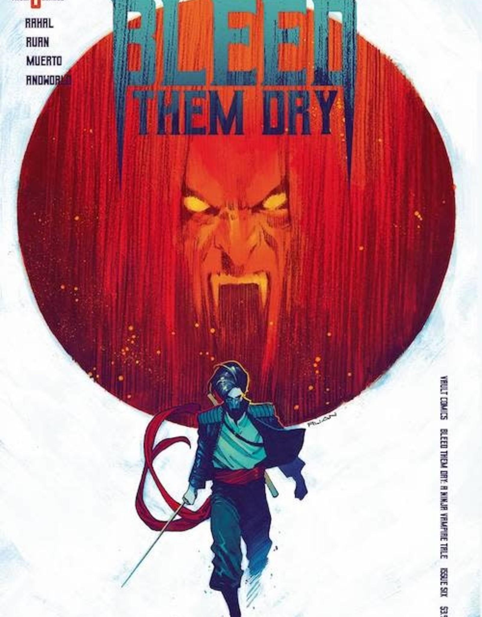 Vault Comics Bleed Them Dry #6 Cvr A Ruan