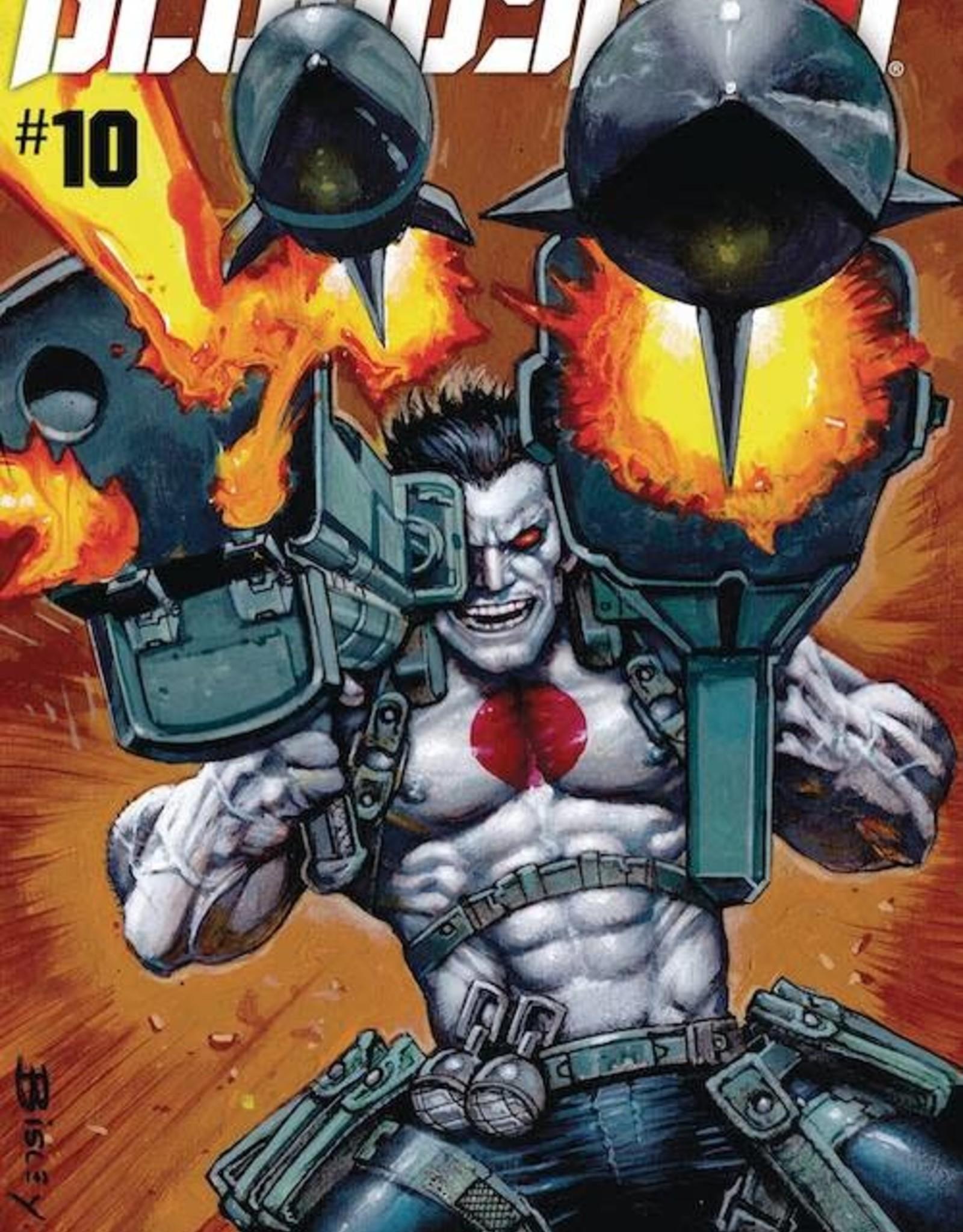Valiant Entertainment Bloodshot (2019) #10 Cvr A Bisley