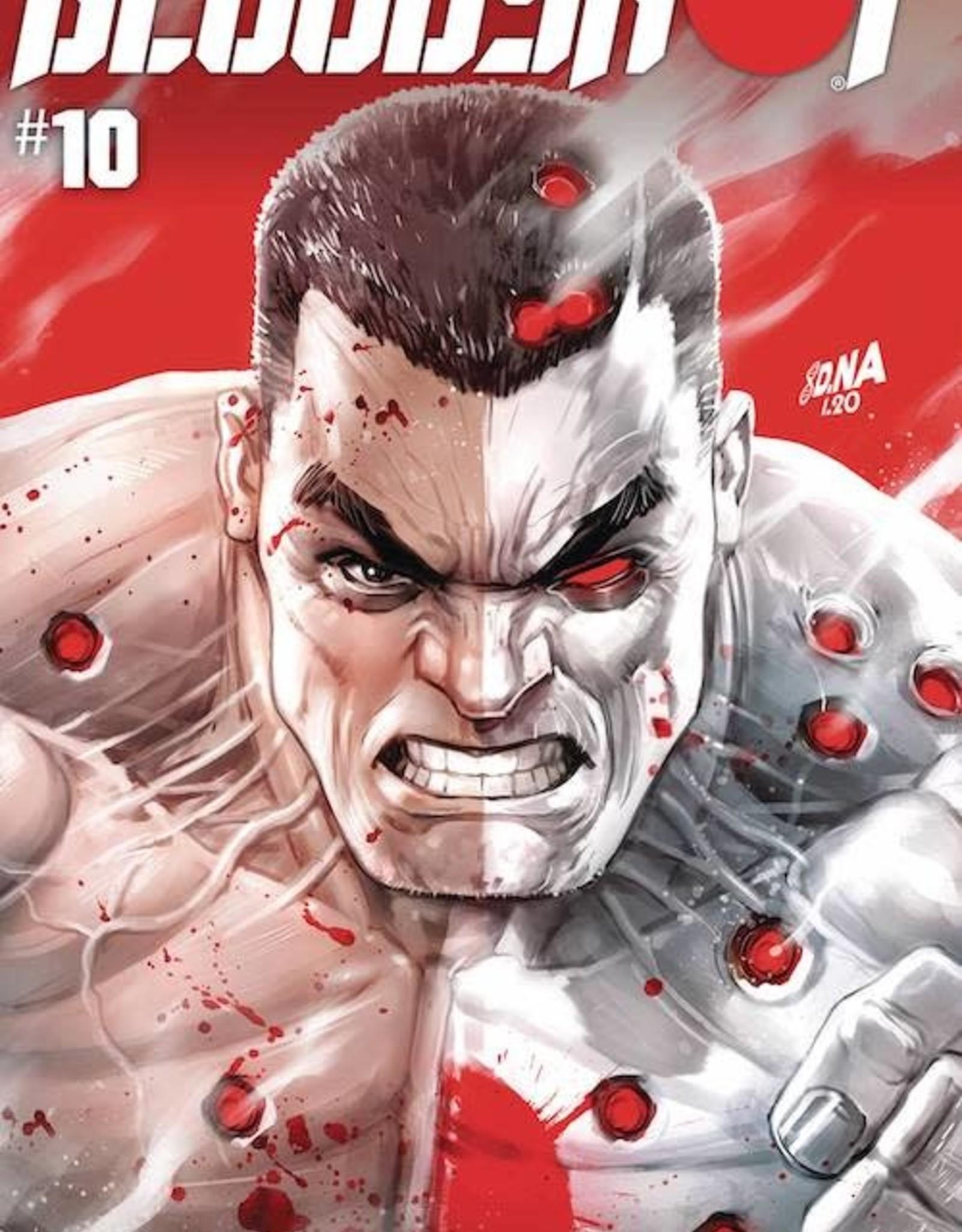 Valiant Entertainment Bloodshot (2019) #10 Cvr B Nakayama