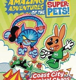 Capstone Publishing DC Super Pets: Coast City Carnival Chaos YR GN