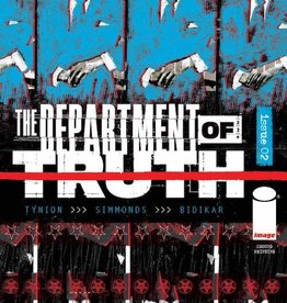Image Comics Department Of Truth #2 2nd Ptg