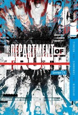 Image Comics Department Of Truth #3 2nd Ptg