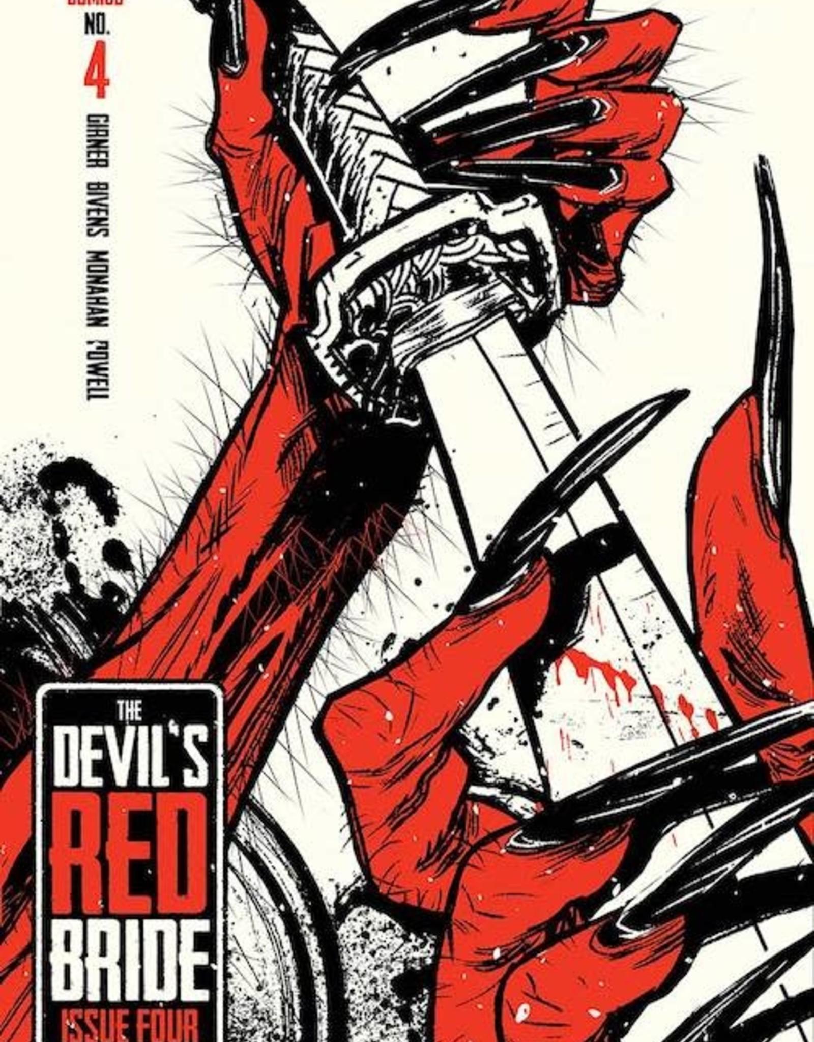 Vault Comics Devils Red Bride #4 Cvr B Daniel