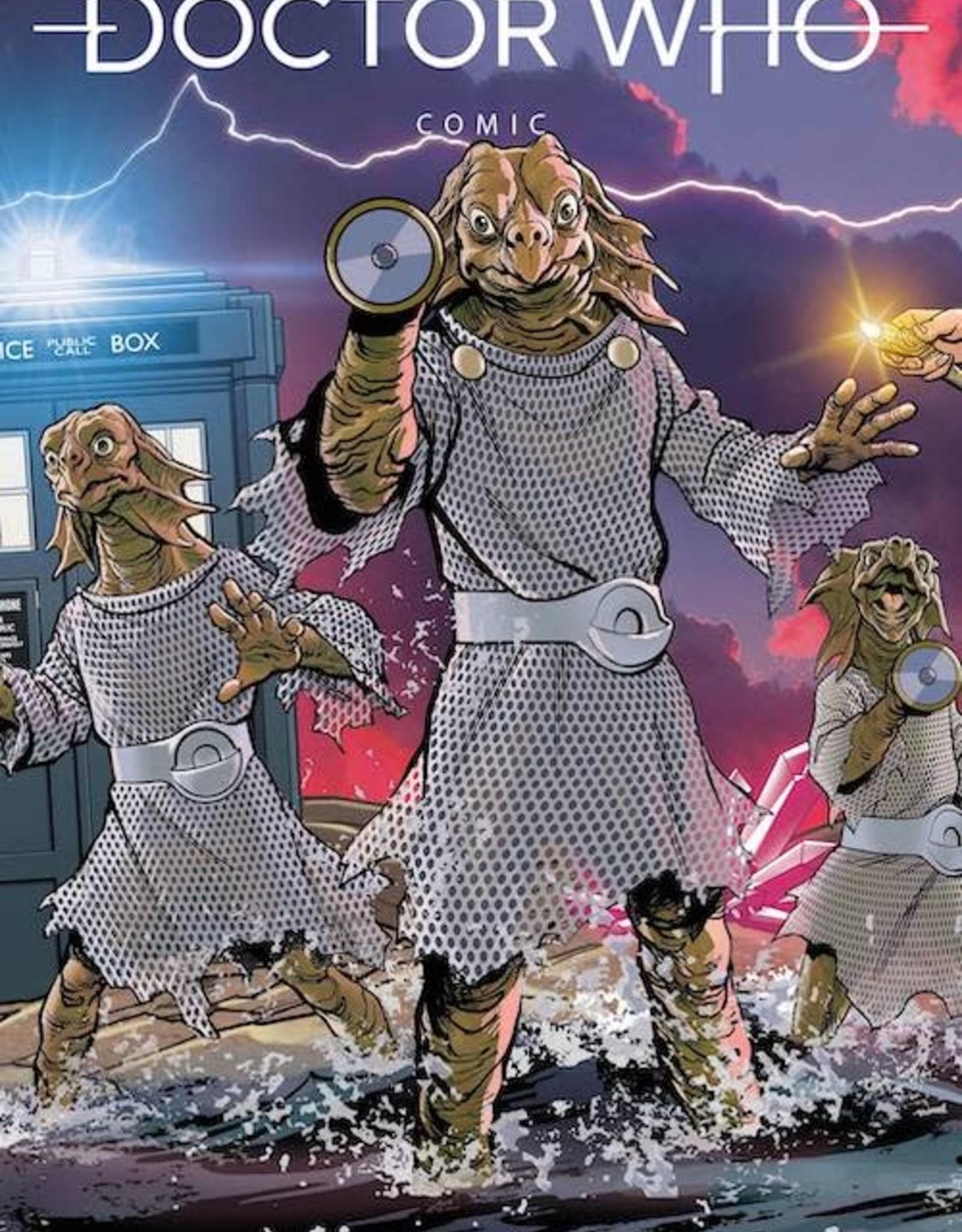 Titan Comics Doctor Who Comics #3 Cvr C Jones