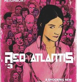 AfterShock Comics Red Atlantis #3