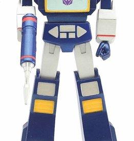 Pcs Collectibles Transformers Soundwave 9in Pvc Statue