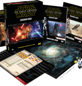 Fantasy Flight Games Star Wars Roleplaying: The Force Awakens Beginner Game