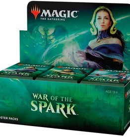 Wizards of the Coast Magic the Gathering War/Spark Booster Box
