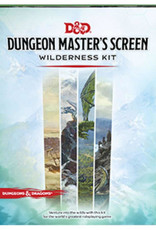 Wizards of the Coast Dungeons And Dragons 5e: Dungeon Master's Screen: Wilderness Kit