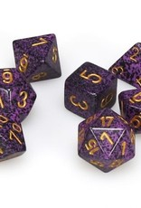 Chessex Dice Block 7ct. - Speckled Hurricane