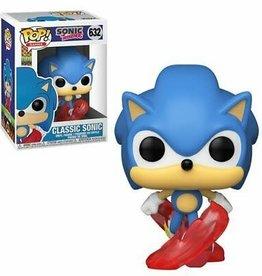 Funko POP Games: Sonic 30th- Running Sonic