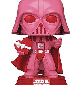 Funko POP Star Wars: Valentines- Vader w/Heart
