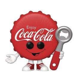 Funko POP Funko: Coke- Coca-Cola Bottle Cap