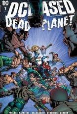 DC Comics DCeased Dead Planet #7 Cvr A David Finch