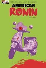 Artists Writers & Artisans American Ronin #4