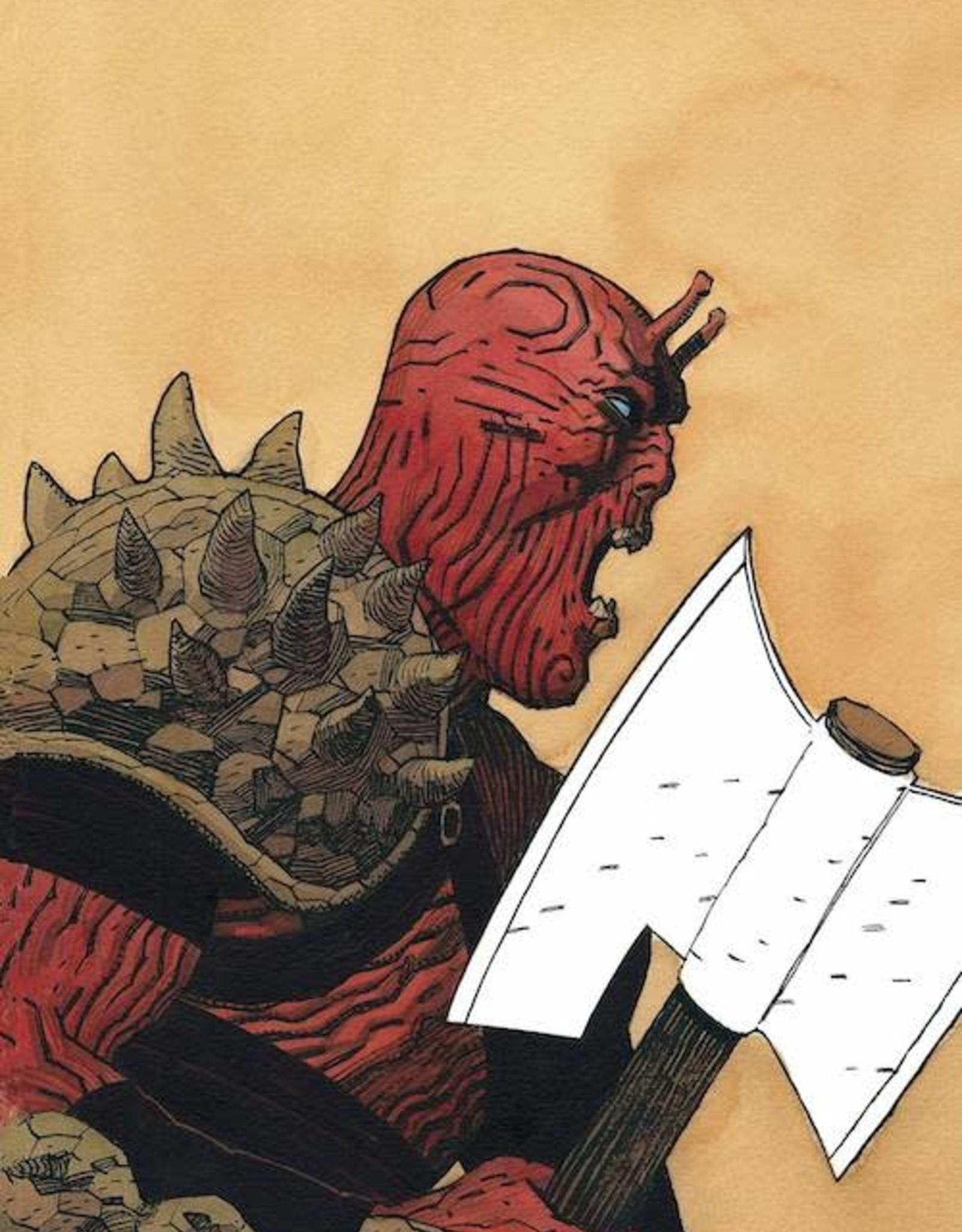 Dark Horse Comics Barbalien Red Planet #3 Cvr A Walta