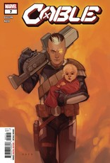 Marvel Comics Cable #7