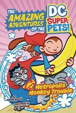 Capstone - Picture Window Book DC Super Pets Yr TP Metropolis Monkey Trouble