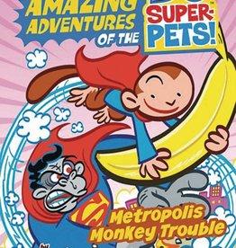 Capstone - Picture Window Book DC Super Pets Yr TP Metropolis Monkey Trouble