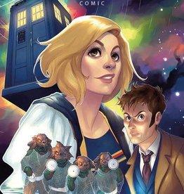 Titan Comics Doctor Who Comics #3 Cvr A Hetrick
