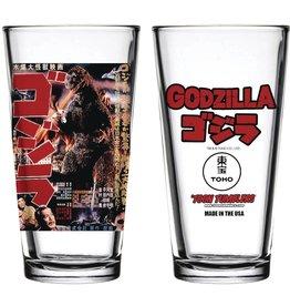 Popfun Godzilla 1954 Movie Pint Glass