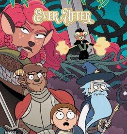 Oni Press Rick & Morty Ever After #4 Cvr B Stern