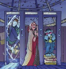 Dark Horse Comics You Look Like Death Tales Umbrella Academy #5 Cvr C