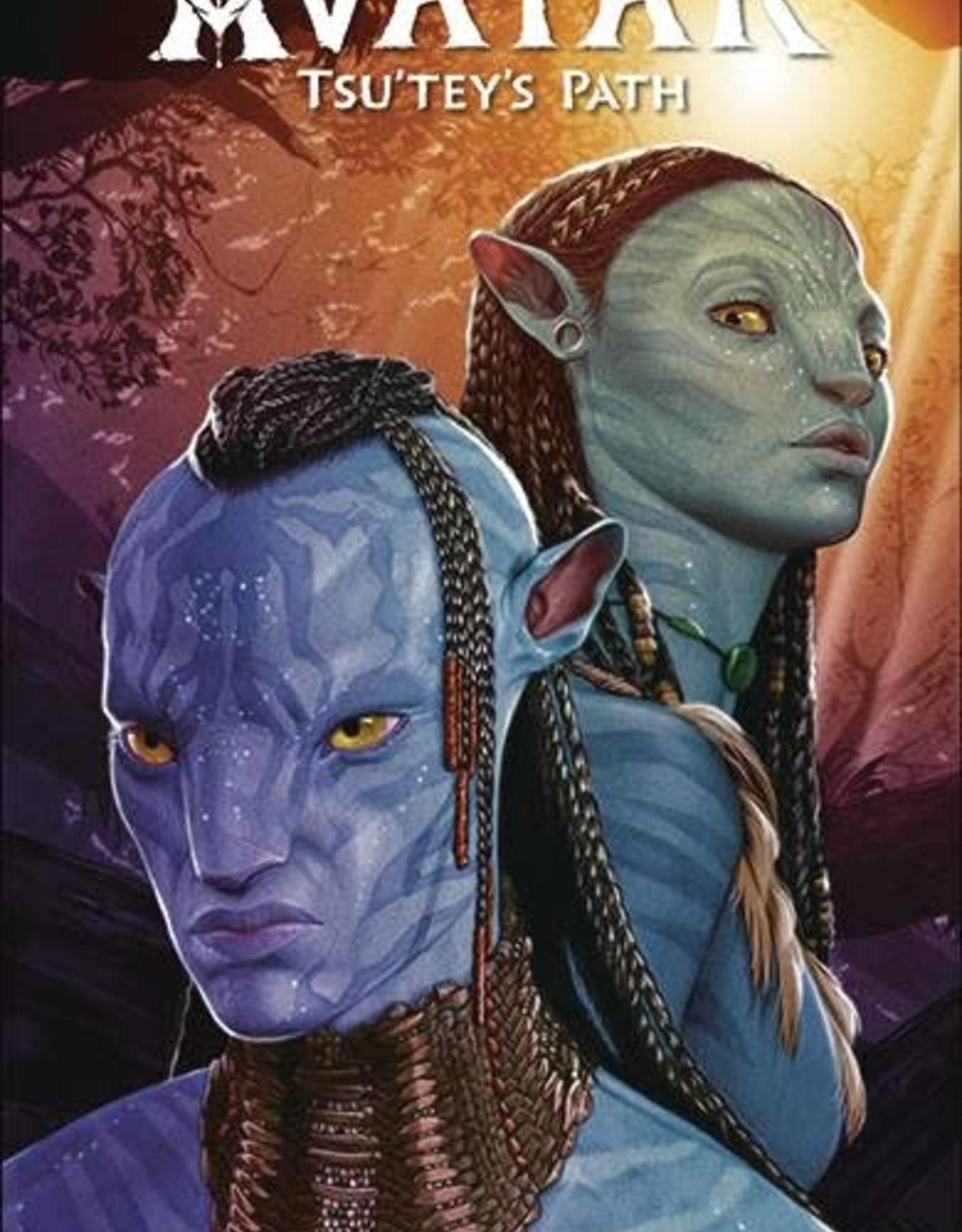 Dark Horse Comics Avatar Tsu Teys Path Tp Vol 01