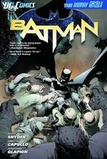 DC Comics Batman (N52) Vol 01 The Court Of Owls TP