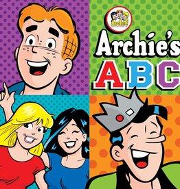 Buzzpop Books Archie's ABC Board Book YR GN