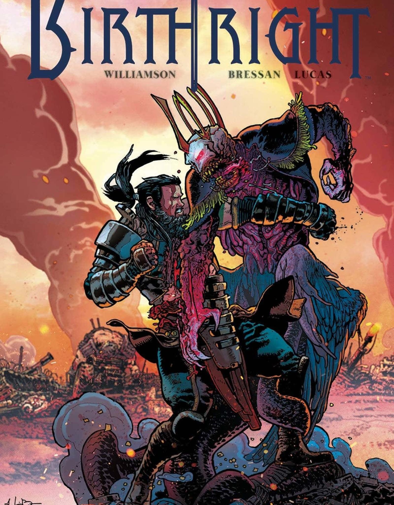 Image Comics Birthright Vol 09 TP