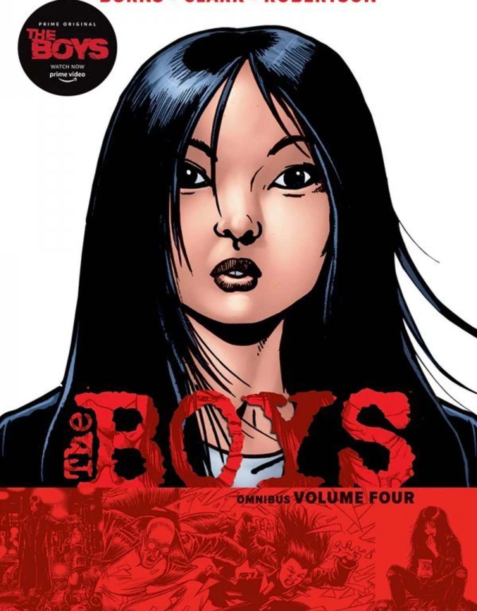 Dynamite Boys Omnibus Vol 04 TP