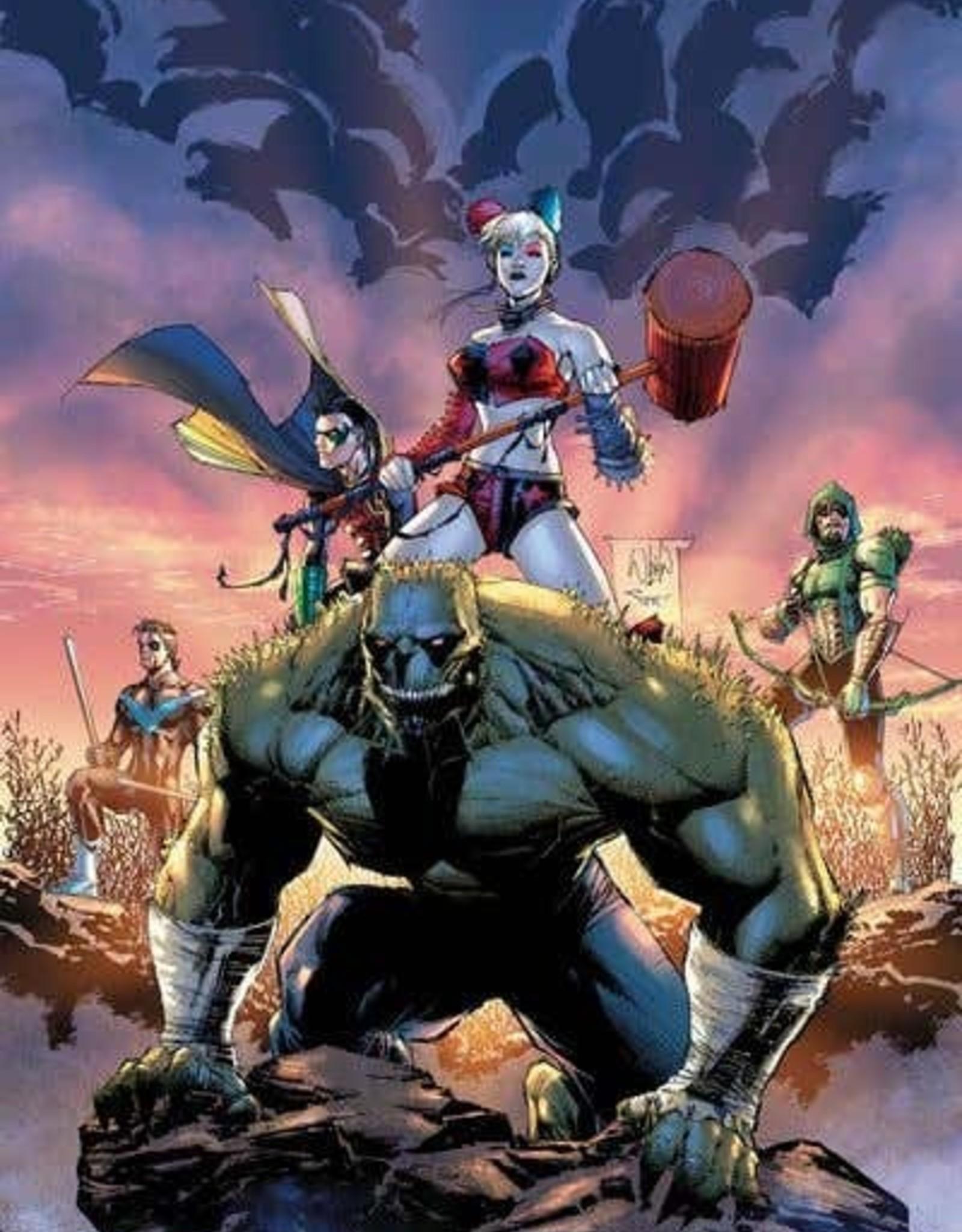 DC Comics Dark Nights: Metal the Resistance
