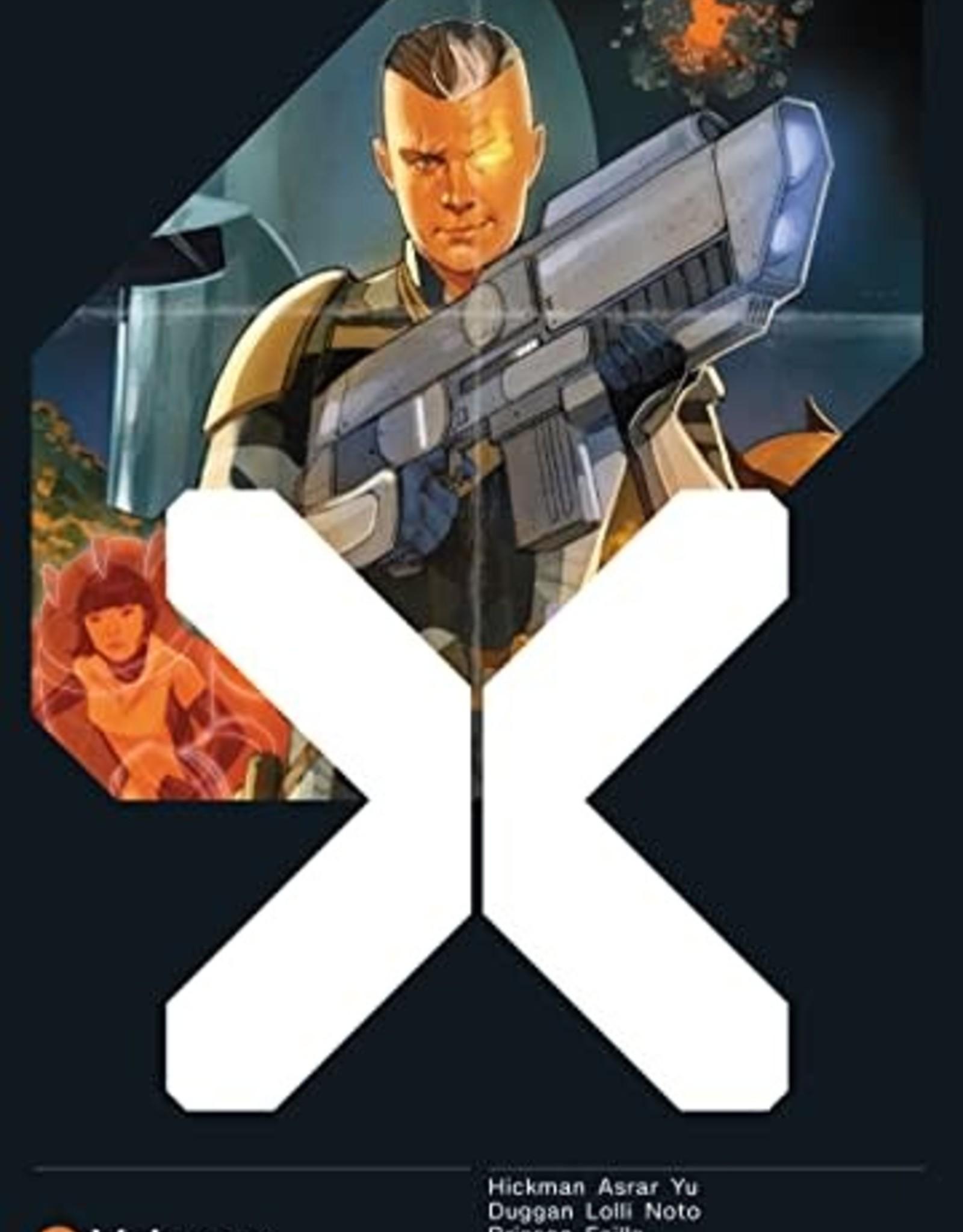 Marvel Comics Dawn of X Vol 09 TP