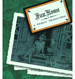 Mariner Books Fun Home Family Tragicomic GN
