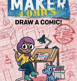 :01 First Second Maker Comics: Draw A Comic! GN
