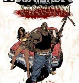 Marvel Comics Punisher Presents TP Barracuda Max New Ptg