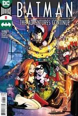 DC Comics Batman The Adventures Continue #8 Cvr A Mirka Andolfo