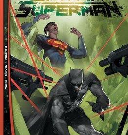 DC Comics Future State Batman Superman #1 Cvr A Ben Oliver
